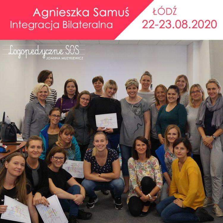 Intergracja Bilateralna Agnieszka Samuś - szkolenie