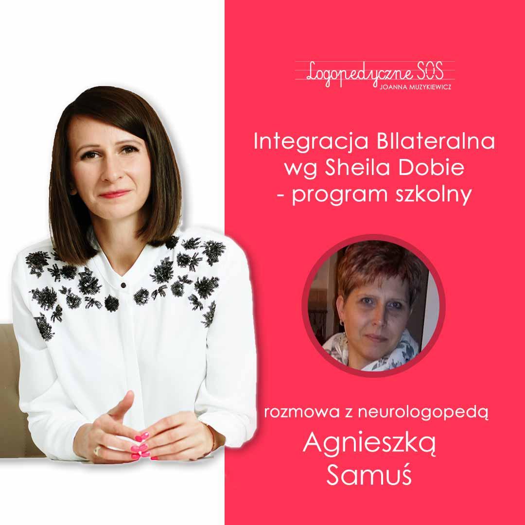 Agnieszka Samuś Integracja Bilateralna