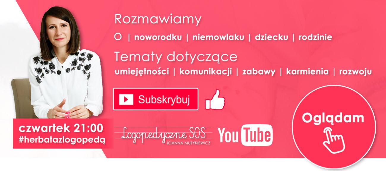 Joanna Muzykiewicz LogopedyczneSOS YouTube